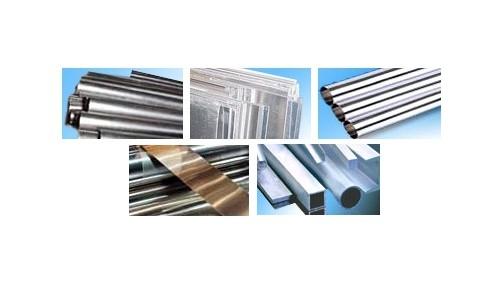 Nickel Bars, Plates, Tubes, and Sheets
