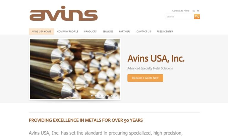 Avins USA, Inc.