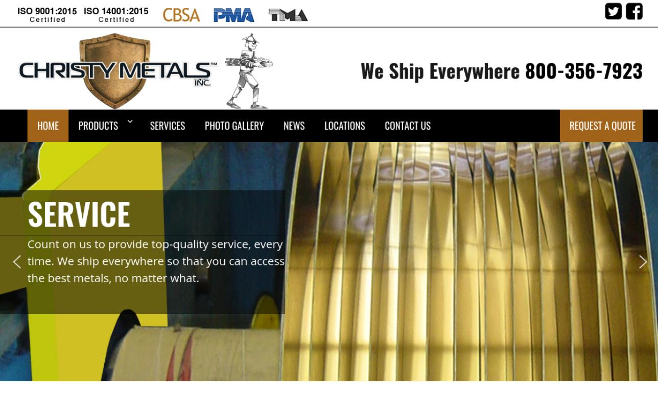 Christy Metals, Inc.