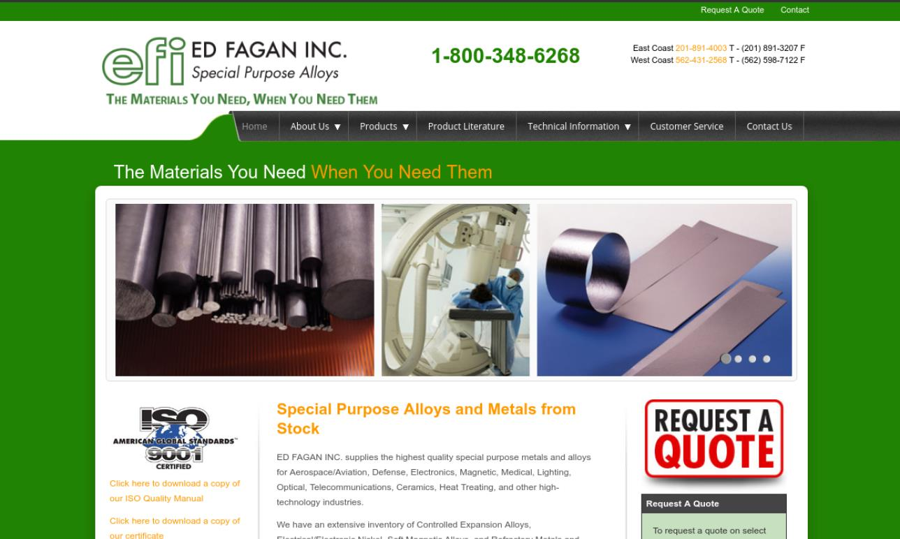 Ed Fagan Inc.