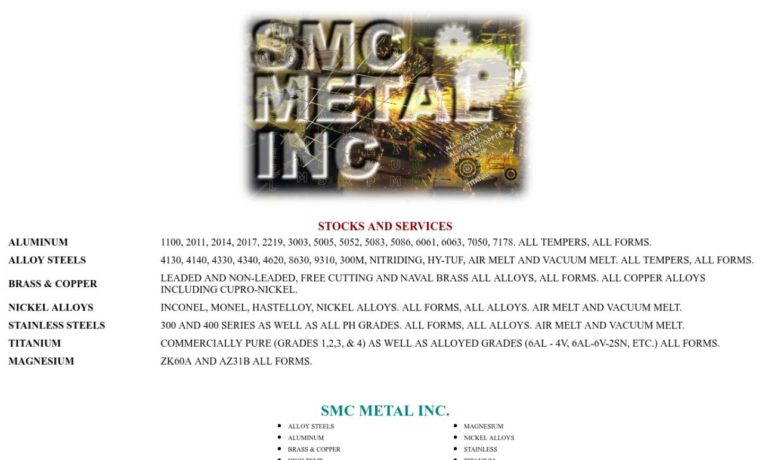 SMC Metal Inc.