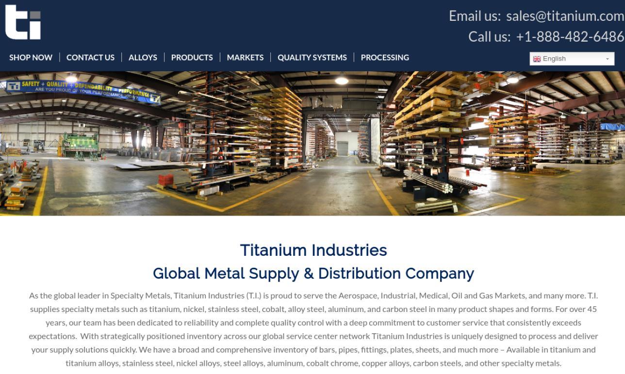 Titanium Industries