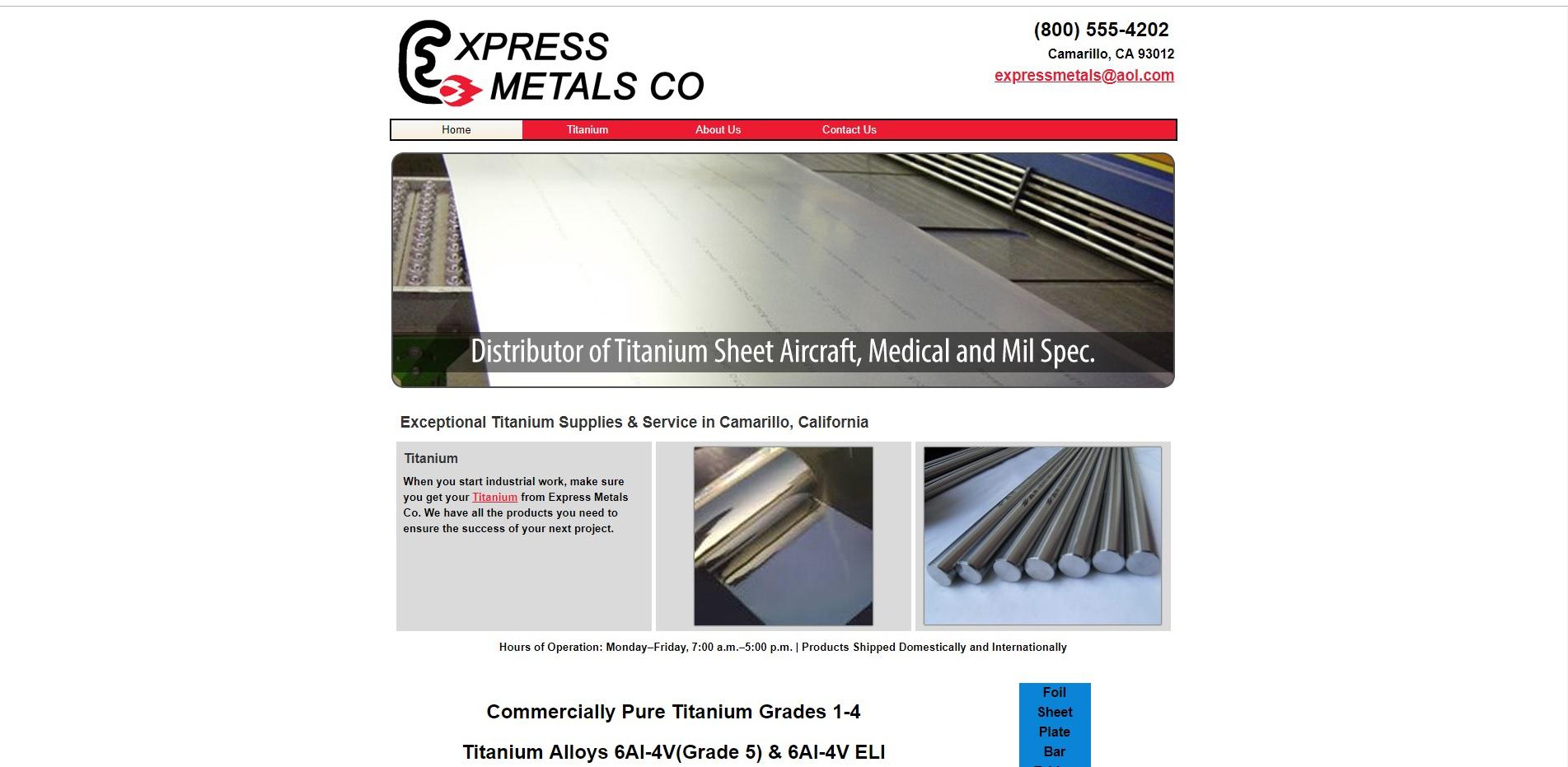 Express Metals Co.